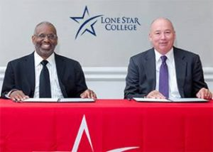 Lone Star College, Prairie View A&M University team up for student success