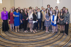 Lone Star College students receive Dr. Linda Stegall Excellence in Education Endowment scholarships