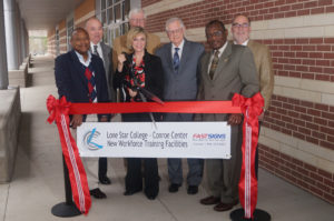 Lone Star College-Conroe Center expands workforce training facilities