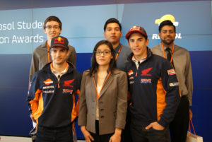 Lone Star College Students Receive 2017 Repsol Student Innovation Award