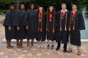 Seeing Double: Three Sets of Twins Graduate from Lone Star College-Montgomery